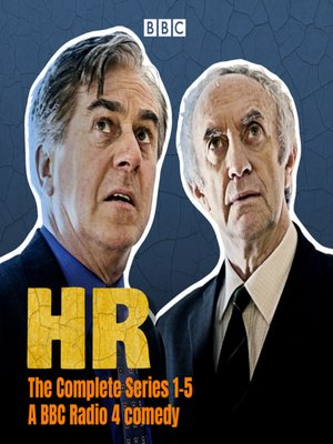cover image of HR, The Complete Series 1-5