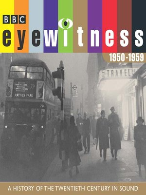cover image of 1950 - 1959