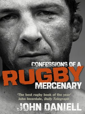 cover image of Confessions of a Rugby Mercenary