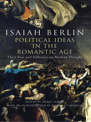 cover image of Political Ideas in the Romantic Age
