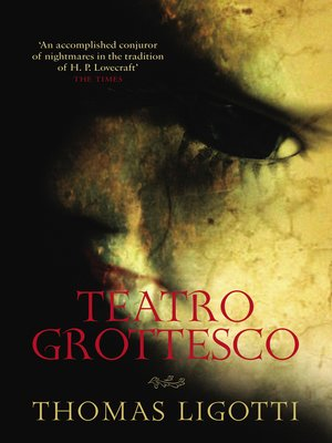 cover image of Teatro Grottesco