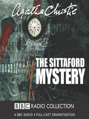cover image of The Sittaford Mystery