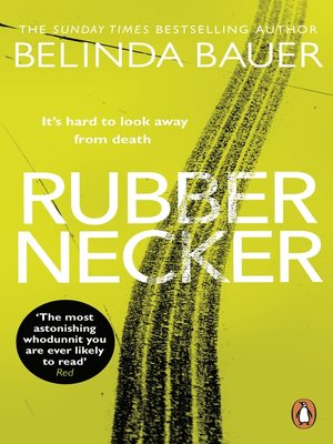 cover image of Rubbernecker