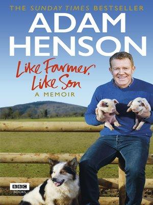 cover image of Like Farmer, Like Son