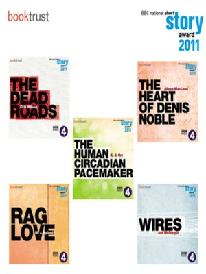 cover image of BBC National Short Story Award 2011