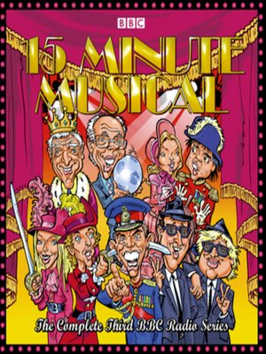 cover image of 15 Minute Musical