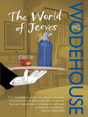 cover image of The World of Jeeves
