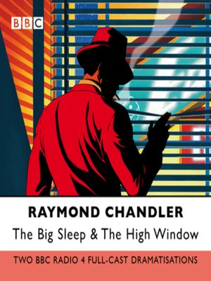 cover image of The Big Sleep, the  & High Window
