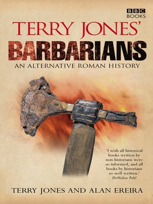 cover image of Terry Jones' Barbarians