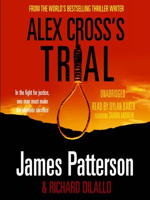 cover image of Alex Cross's Trial