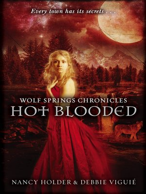 cover image of Hot Blooded