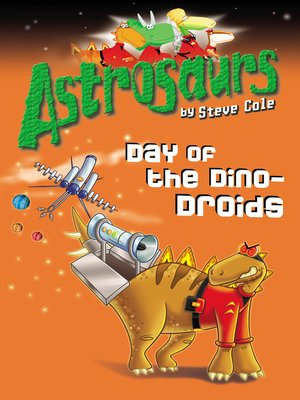 cover image of Astrosaurs 7