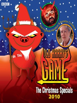 cover image of Old Harry's Game: The Christmas Specials 2010