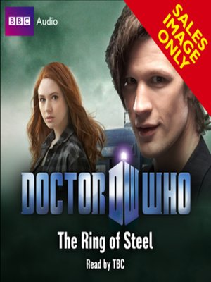 cover image of Doctor Who--The Ring of Steel