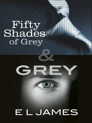 cover image of Fifty Shades of Grey & Grey