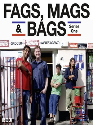 cover image of Fags, Mags & Bags, Series 1