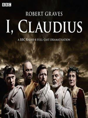 cover image of I, Claudius