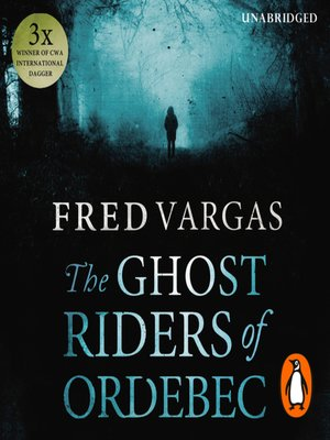 cover image of The Ghost Riders of Ordebec