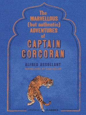 cover image of The Marvellous (But Authentic) Adventures of Captain Corcoran