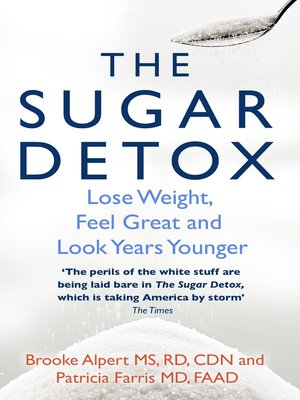 cover image of The Sugar Detox