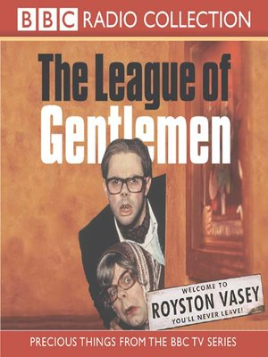 cover image of The League of Gentlemen, Series 2