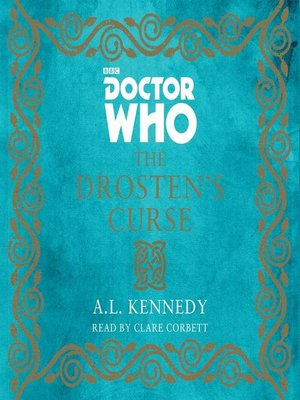 cover image of Doctor Who, The Drosten's Curse