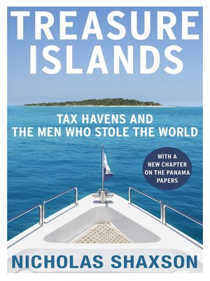 cover image of Treasure Islands