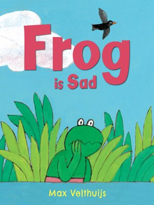 cover image of Frog is Sad
