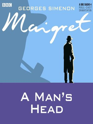cover image of A Man's Head