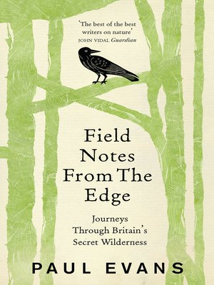 cover image of Field Notes from the Edge
