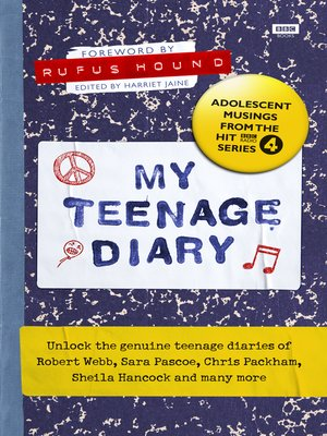 cover image of My Teenage Diary