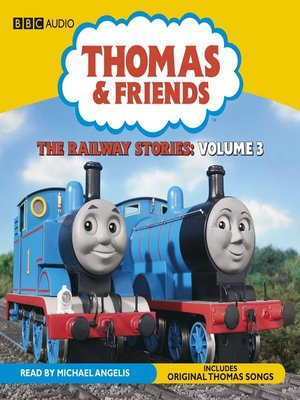 cover image of The Railway Stories, Volume 3