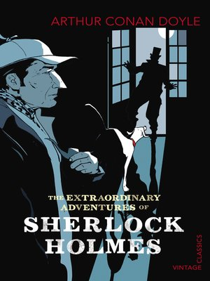 cover image of The Extraordinary Adventures of Sherlock Holmes