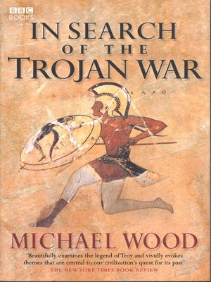 cover image of In Search of the Trojan War