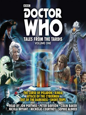 cover image of Doctor Who--Tales From the Tardis Volume One