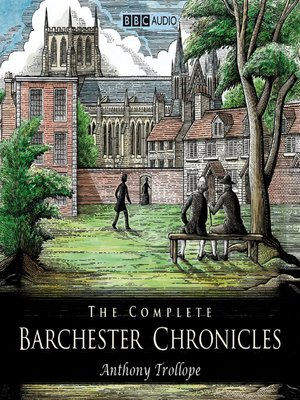 cover image of Barchester Chronicles