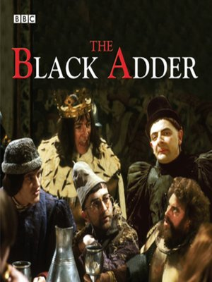 cover image of The Black Adder