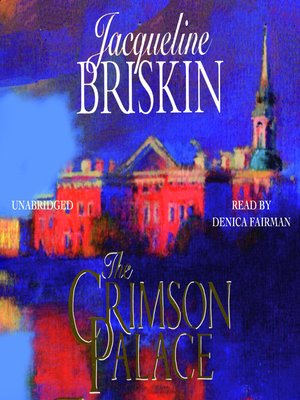 cover image of The Crimson Palace
