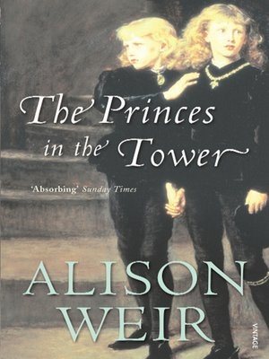 cover image of The Princes in the Tower