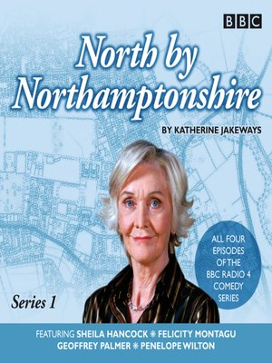 cover image of North by Northamptonshire  Complete Series
