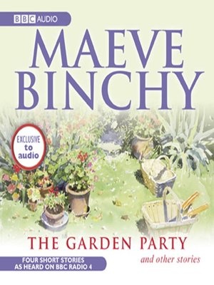cover image of The Garden Party and Other Stories