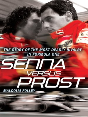 cover image of Senna Versus Prost