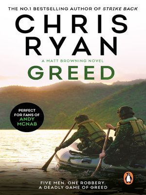 cover image of Greed