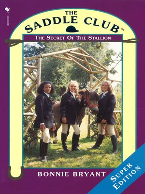 cover image of The Secret of the Stallion
