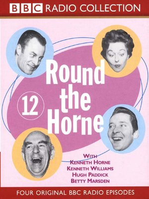 cover image of Round the Horne, Volume 12