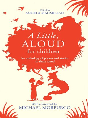 cover image of A Little, Aloud, for Children