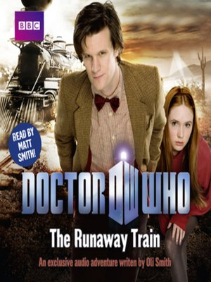 cover image of Doctor Who--The Runaway Train