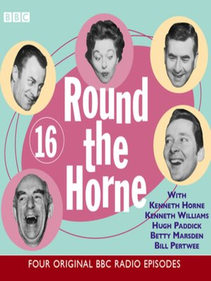 cover image of Round the Horne, Volume 16