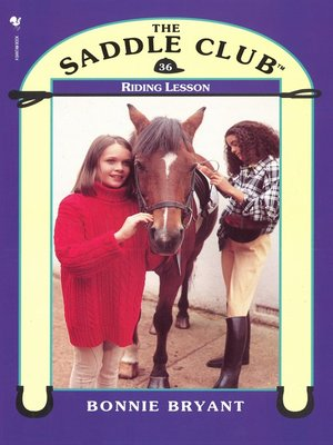cover image of Riding Lesson