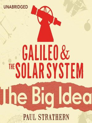 cover image of Galileo and the Solar System